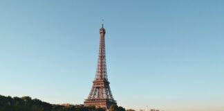 Visiting Paris, the Capital of France