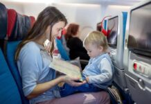 Infants on Airplanes