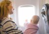 Travelling with Baby on Airplane