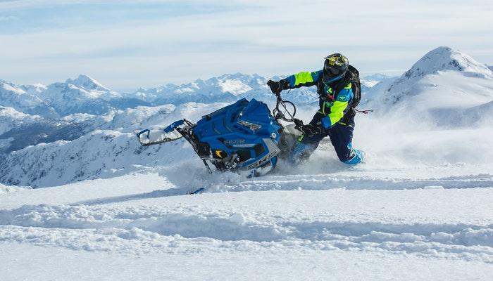 Go Snowmobiling