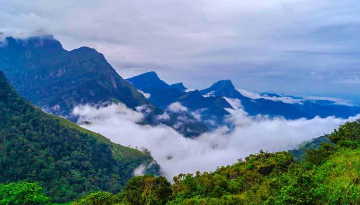 Knuckles Range, Sri Lanka