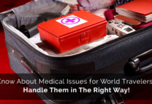 medical issues for world travelers